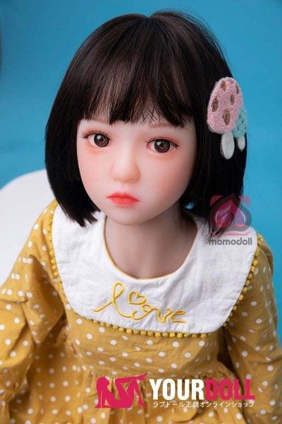 Momodoll  小百合 132cm  Aカップ  ノーマル肌  ポッコリお腹 ラブ人形