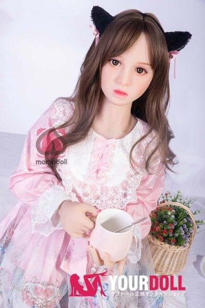Momodoll  紗莉奈  132cm  Aカップ  ノーマル肌  妊娠したボディ セックス人形