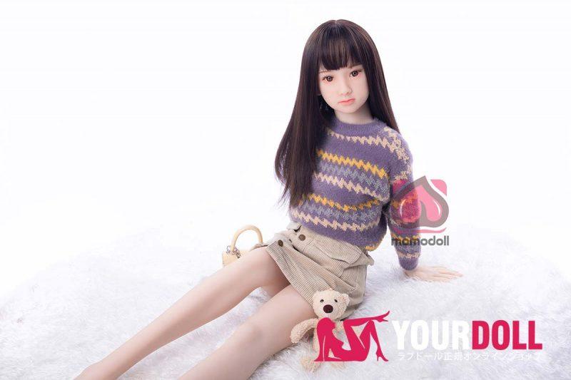 Momodoll  由美 138cm  Aカップ  ノーマル肌  貧乳 ラブドール かわいい