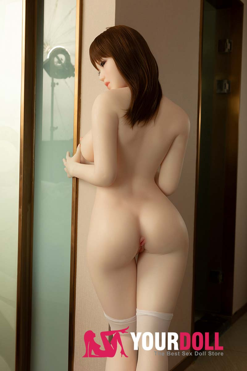 PiperDoll Risako 160cm  Hカップ フルシリコン製 ホワイト肌  evo骨格 一体型 等身大 ラブドール