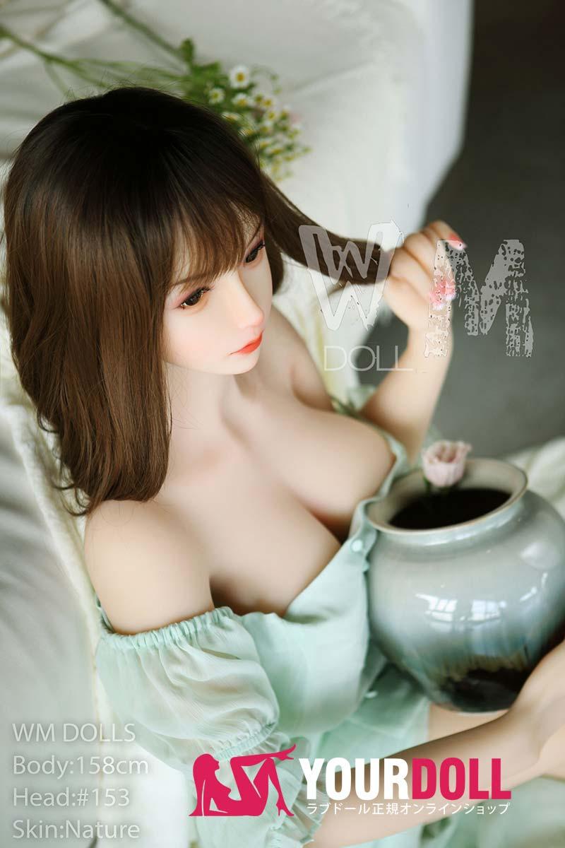 WM Dolls 静奈 158cm Dカップ #153  ブラウン肌 等身大 ラブドール