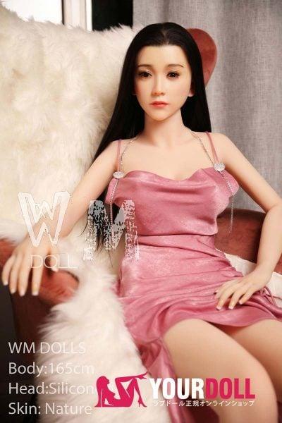 WM Dolls  皐月 165cm  Dカップ #11 ノーマル肌 シリコンヘッド +TPEボディ ラブ人形