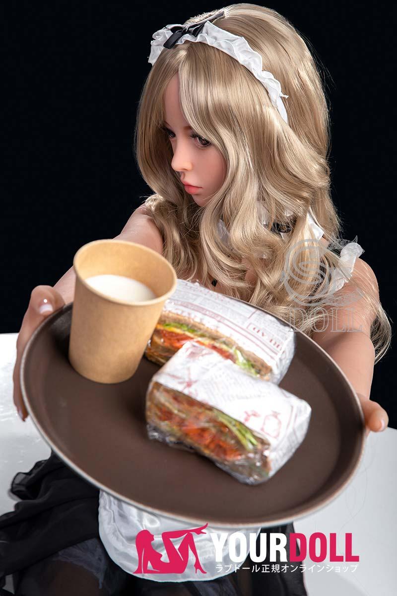SEDOLL  Summer  161cm  Fカップ  小麦肌  メイド服姿の美人 リアルラブドール