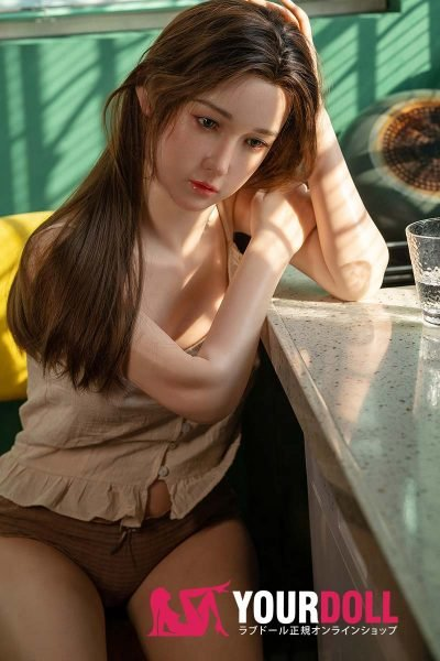 WaxDoll マリアンナ G13 155cm Cカップ 埋め込み型の髪毛 ノーマル肌 フルシリコン製  ラブ人形