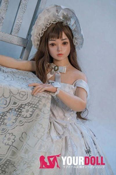 WaxDoll 可憐 G26 100cm AAカップ ノーマル肌 フルシリコン製  ラブ人形