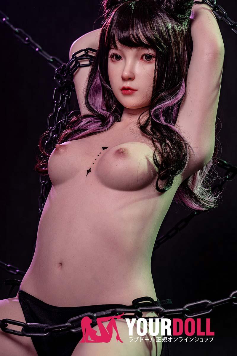 WaxDoll 切絵 G36 130cm Aカップ ノーマル肌 フルシリコン製  ラブ人形