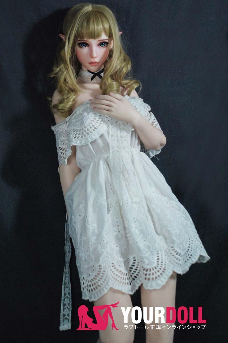 ElsaBabe Tomoe 102cm ノーマル肌  フルシリコン製  エルフ ラブ人形 3種類の胸選択可
