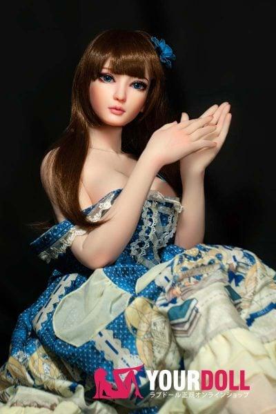 ElsaBabe Takahashi 102cm ノーマル肌  フルシリコン製  JK ラブ人形 3種類の胸選択可