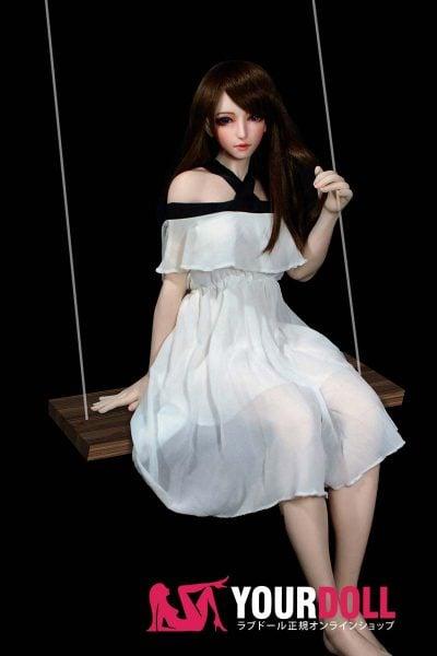 ElsaBabe Ayaka 102cm ノーマル肌  フルシリコン製  BJD風 ラブ人形 3種類の胸選択可能