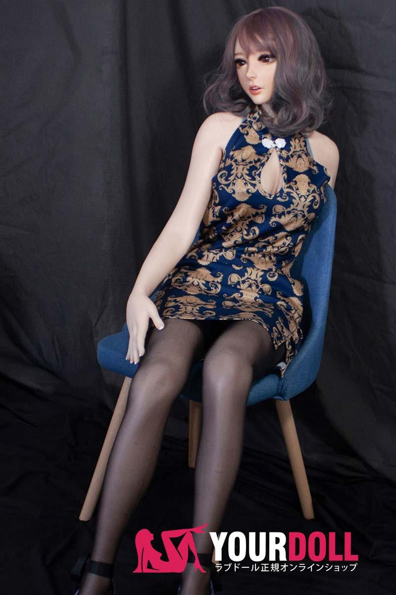 ElsaBabe Mami 165cm ノーマル肌  フルシリコン製  中華娘 ラブドール 3種類の胸選択可能