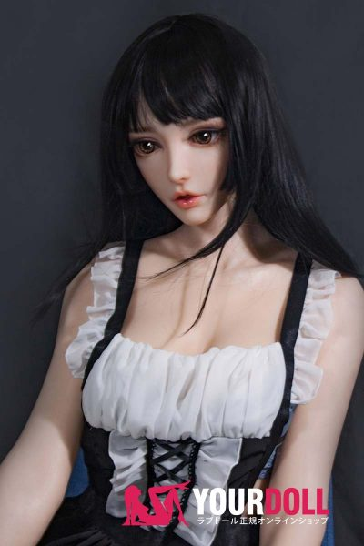 ElsaBabe Momo 165cm ノーマル肌  フルシリコン製  BJD風 ラブドール 3種類の胸選択可能