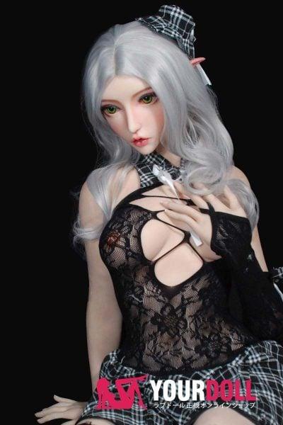 ElsaBabe chiyo 165cm ノーマル肌  フルシリコン製  エルフ ラブドール 3種類の胸選択可能