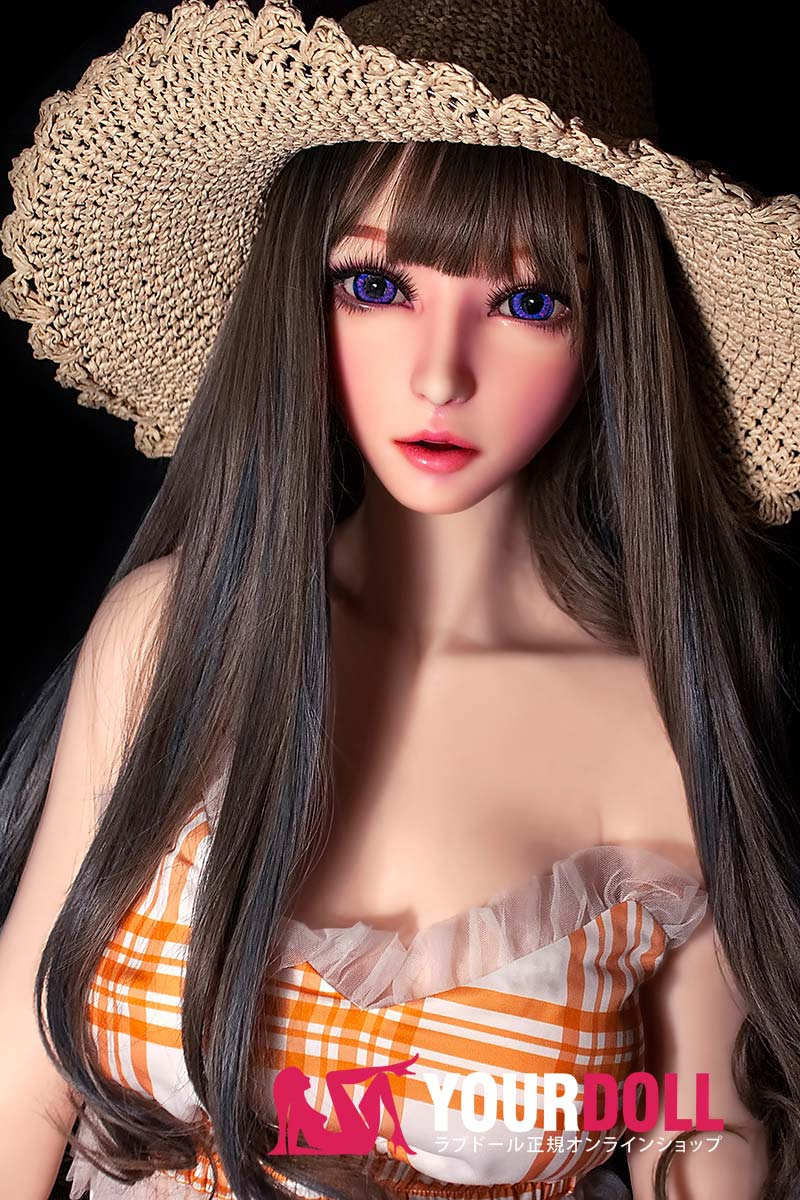 ElsaBabe Hotaru 165cm ノーマル肌  フルシリコン製  BJD風 ラブドール 3種類の胸選択可能