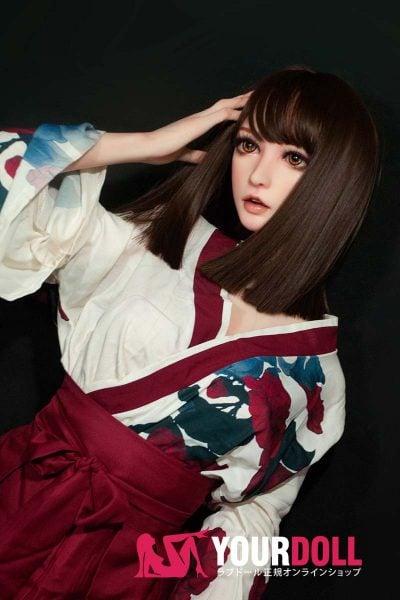 ElsaBabe Kanon 165cm ノーマル肌  フルシリコン製  和風美人 ラブドール 3種類の胸選択可能