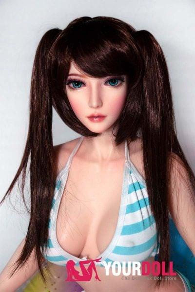 ElsaBabe Aiko 102cm ノーマル肌  フルシリコン製 小悪魔 BJD風 ラブ人形 3種類の胸選択可能