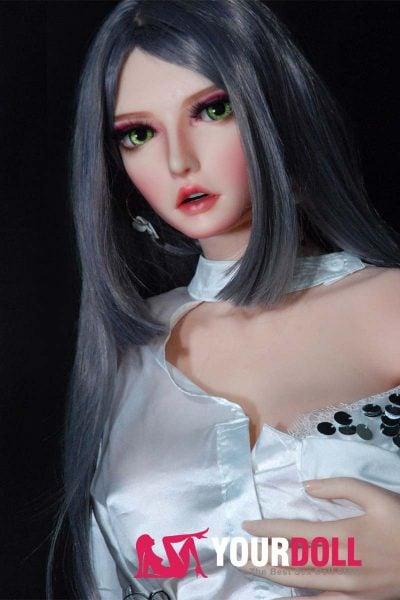 ElsaBabe Misa 150cm ノーマル肌  フルシリコン製 OL セックスドール 3種類の胸選択可能