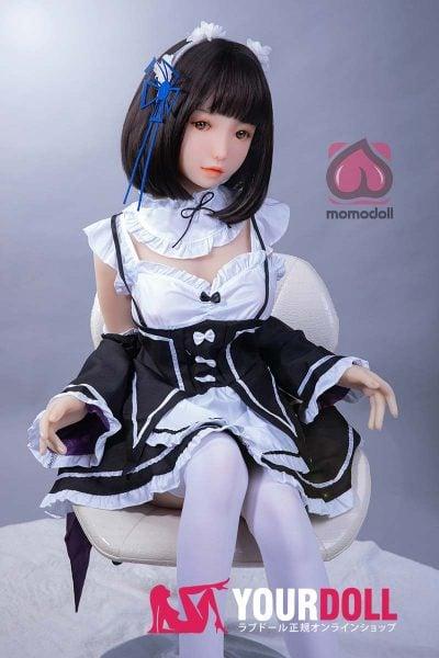 Momodoll  奈未 138cm  Eカップ  ノーマル肌  メイド服姿の美少女 ラブドール