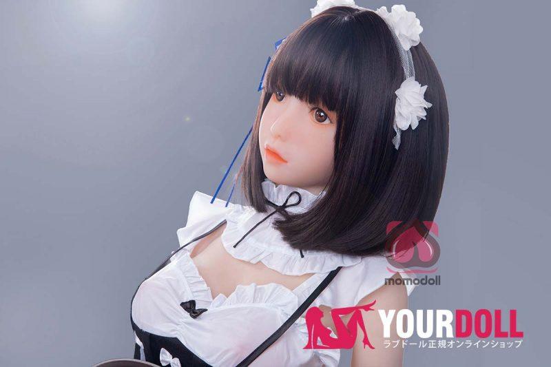 Momodoll  奈未 138cm  Eカップ  ノーマル肌  メイド服姿の美少女 リアルドール