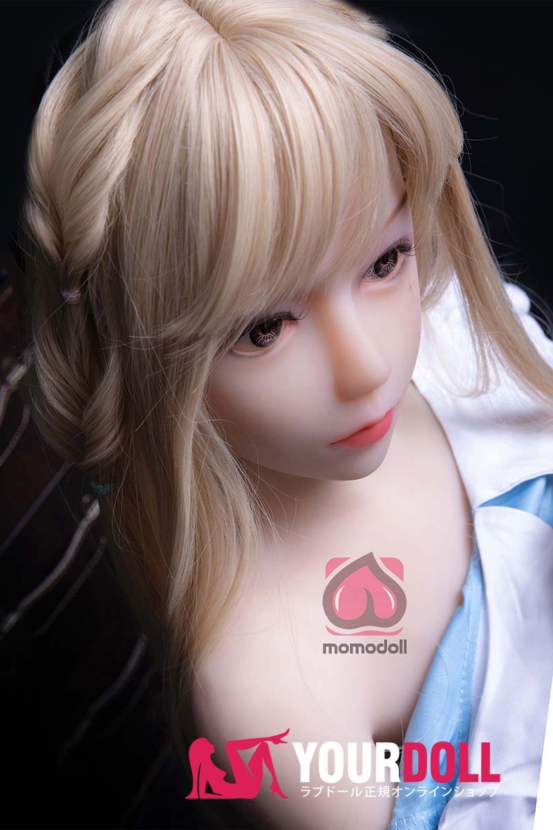 Momodoll  丽子 138cm  Aカップ  ノーマル肌  貧乳 ラブドール