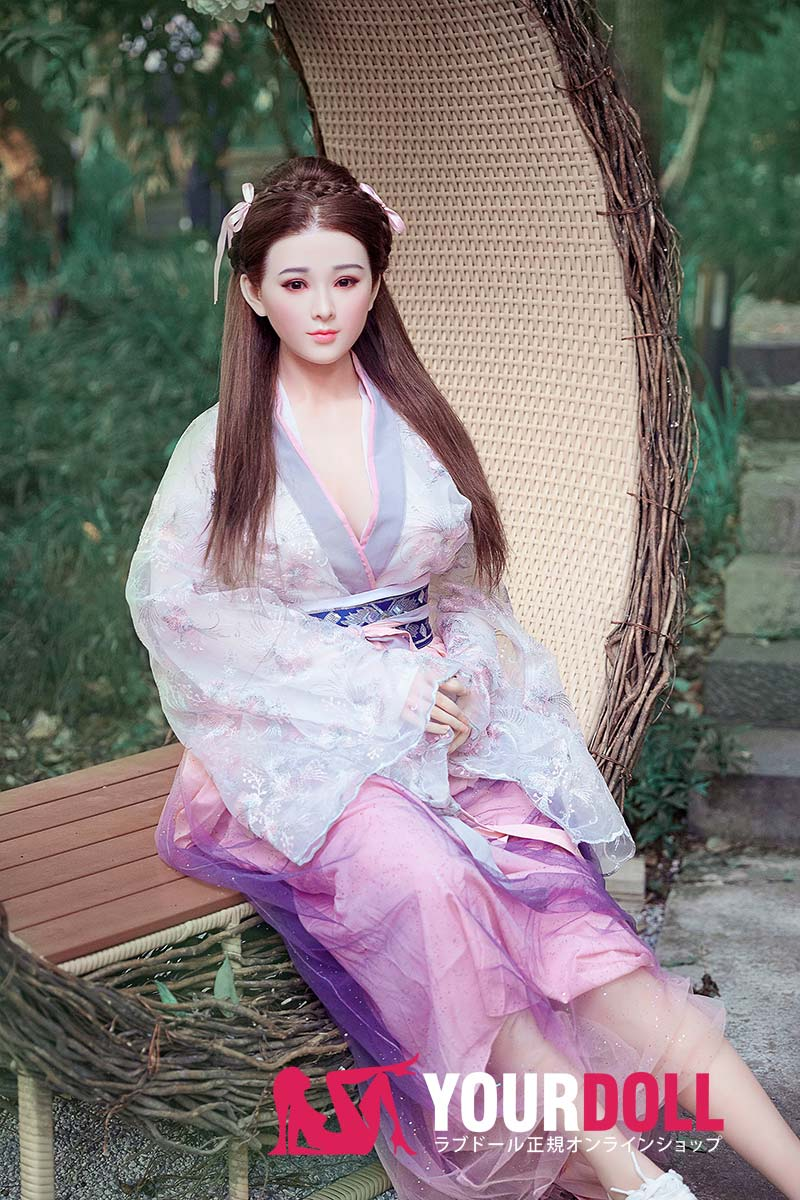 BBDoll Ada C04 165cm Dカップ インプラント型の髪 ノーマル肌 フルシリコン製  ラブ人形