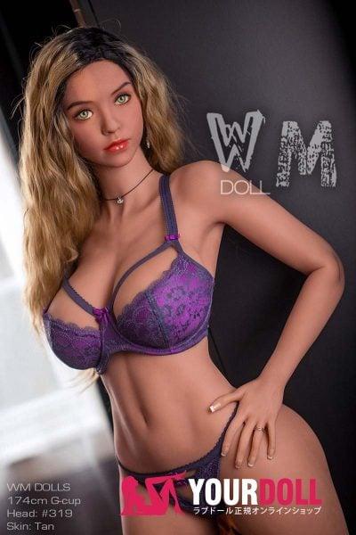 WM Dolls Handi 174cm  Gカップ  #319 ブラウン肌  等身大ドール