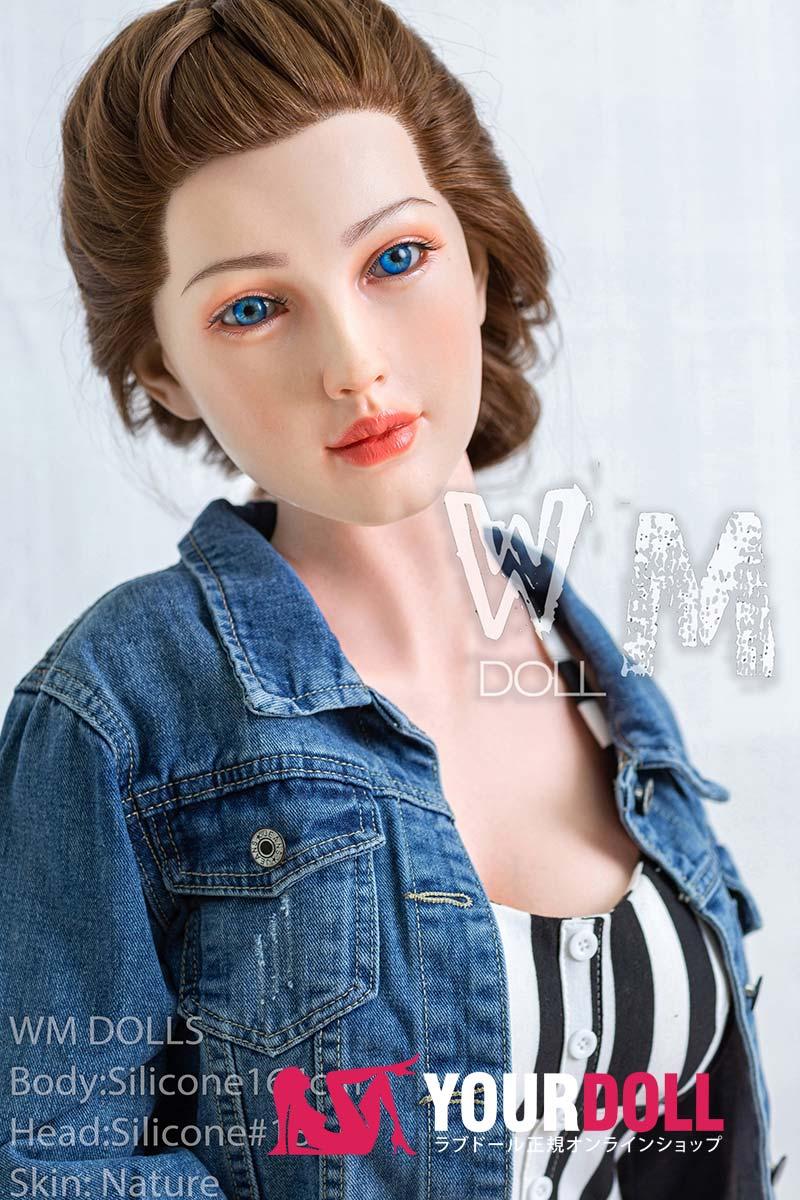 WM Dolls Lacy 164cm  Dカップ #18  フルシリコンノーマル肌  セックス ドール