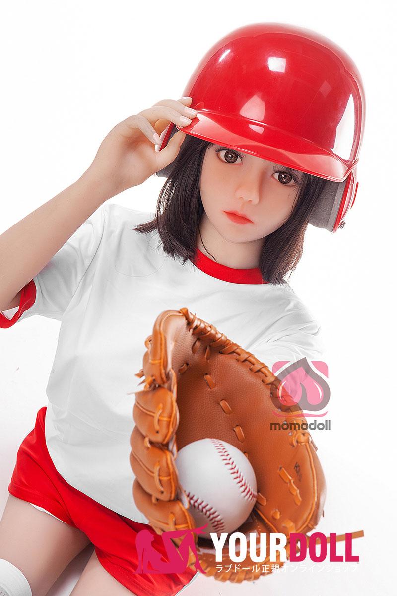 Momodoll 直子 138cm  Eカップ  ノーマル肌  野球美少女