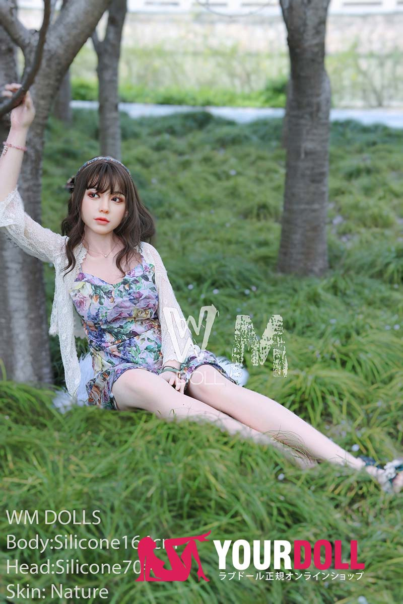 WM Dolls 蒔絵 164cm  Dカップ #70  フルシリコンノーマル肌  セックス ドール