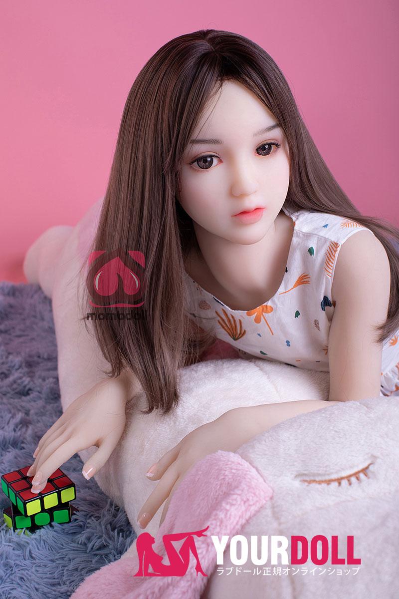 Momodoll 美纱 128cm  Aカップ  ノーマル肌  御嬢 ロリリアルドール