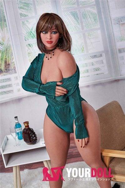 WaxDoll 愛花 G19 130cm Aカップ ノーマル肌 中学生 フルシリコン製  ラブ人形