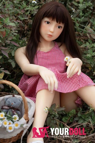AXBDOLL  天羽 120cm  Aカップ C46  ハイキングの子 リアルラブ人形