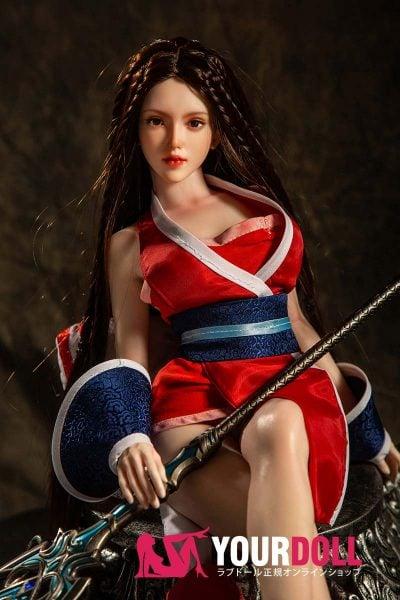 QitaDoll 星洛 60cm 2kg   BJD人形 1穴使用可  ホワイト肌 シリコン製リアルドール
