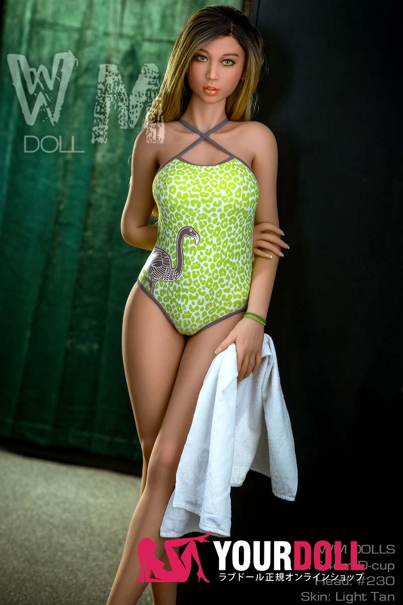 WM Dolls Dahila 164cm  Dカップ  #230 小麦色肌 リアルメイク 等身大ドール