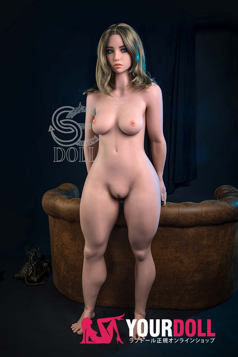 SEDOLL Bess 156cm Dカップ  小麦肌 SE#088 肥満姿のトリックスター ラブドール tpe