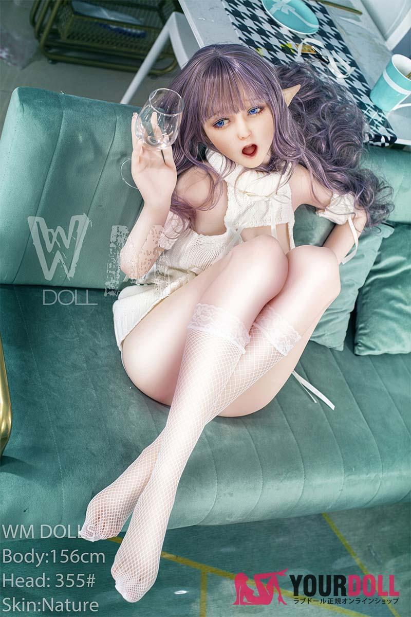 WM Dolls りぜ 156cm Bカップ  #355 ノーマル肌  エルフ ラブ人形