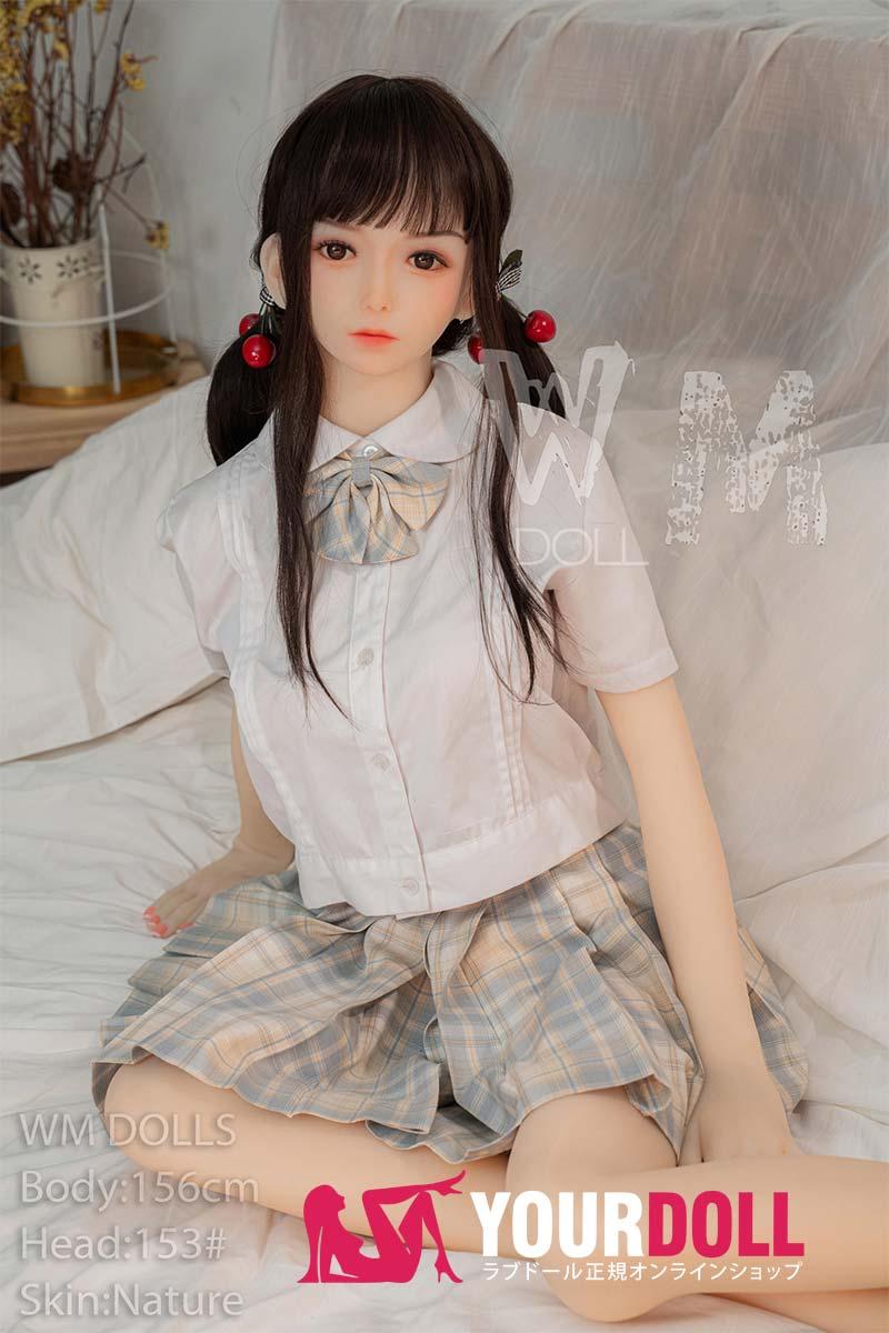 WM Dolls 千里 156cm Bカップ  #153 ノーマル肌  生意気なJK ラブドール