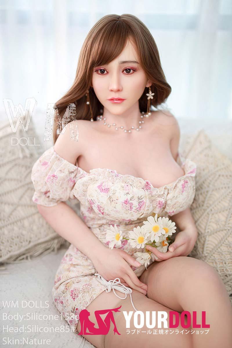 WM Dolls  陽菜 158cm  Cカップ #85  フルシリコンノーマル肌  セックス ドール