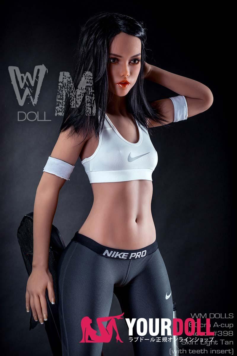 WM Dolls Sabina 160cm Aカップ #398  小麦色肌 等身大 ラブドール