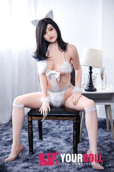 Irontech Doll Amy 163cm Cカップ  良乳 猫娘 アダルト人形