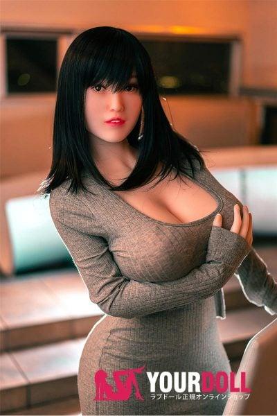 SilikoDoll Satoko J10 160cm Lカップ フルシリコン製 ホワイト肌 ラブ人形
