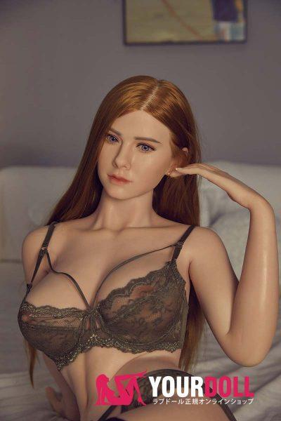 BBDoll Emilie C20 160cm Dカップ インプラント型の髪 フルシリコン製  ラブドール最新