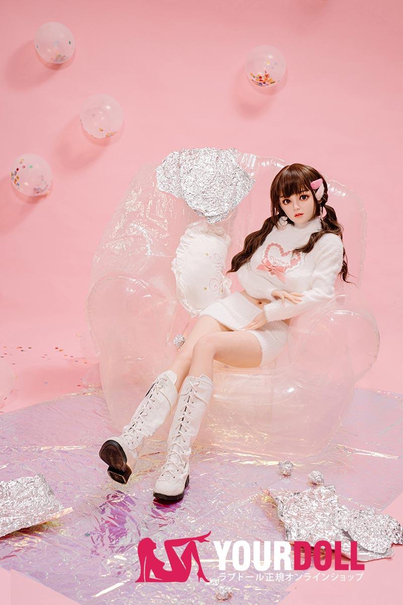 Bezlya Doll  美憂子 149cm  良乳  シリコンヘッド+TPEボディ ダッチワイフ