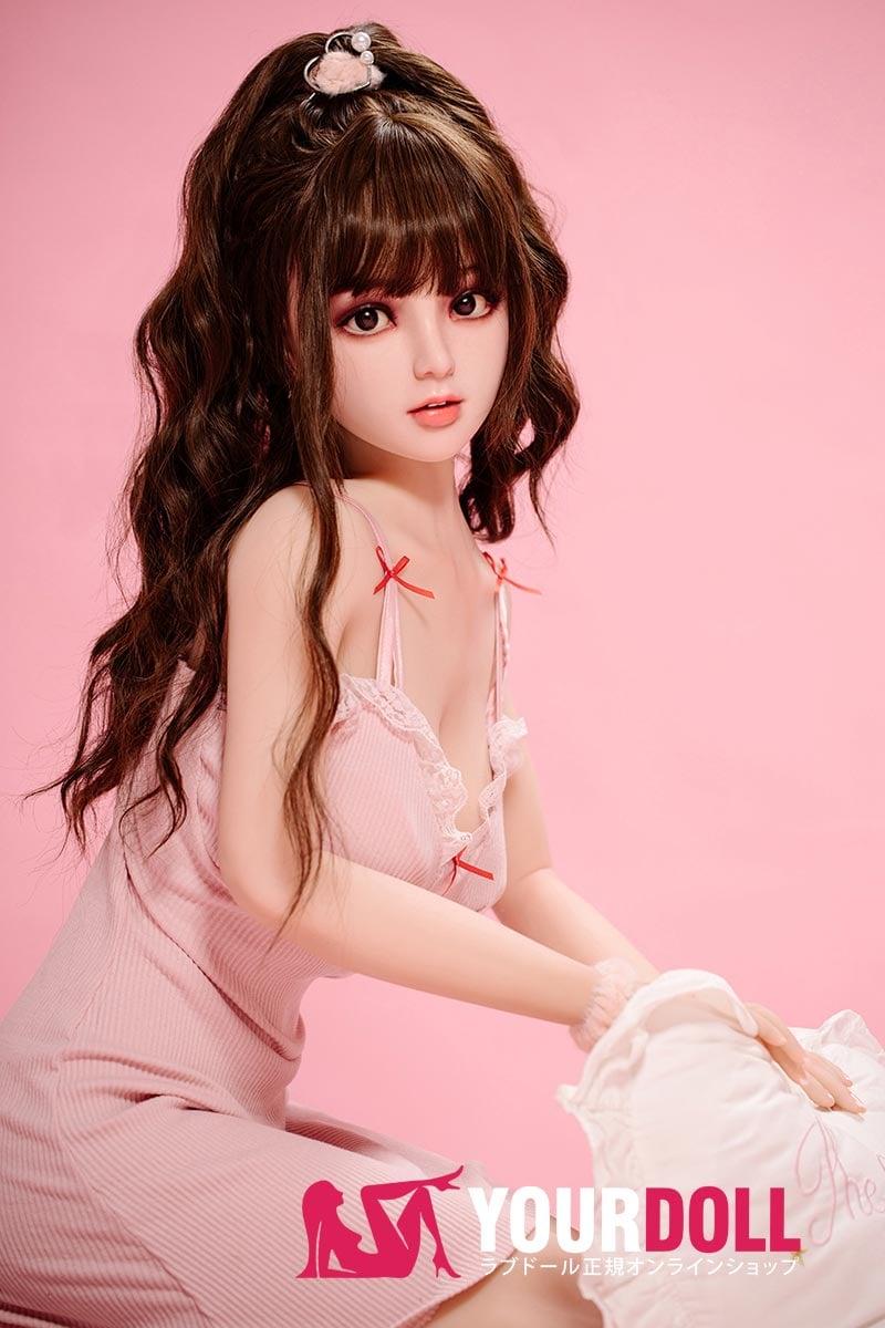 Bezlya Doll  鈴蘭 149cm  良乳  シリコンヘッド+TPEボディ ダッチワイフ