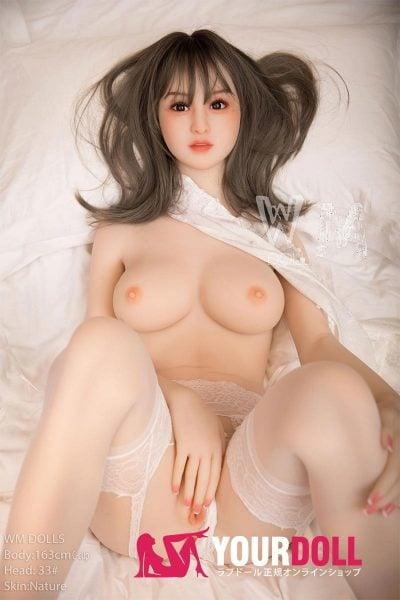 WM Dolls  万穂 163cm  Dカップ  33#ノーマル肌  アダルト ドール