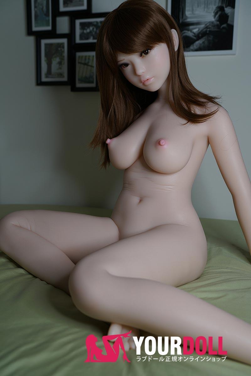 PiperDoll Phoebe 130cm Dカップ フルシリコン ホワイト肌 一体型 ラブ人形 EVO骨格