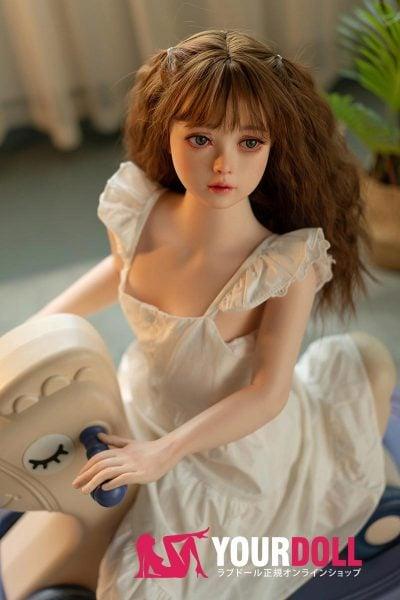 WaxDoll  千歌 G26 100cm AAカップ ノーマル肌 フルシリコン製  ラブ人形