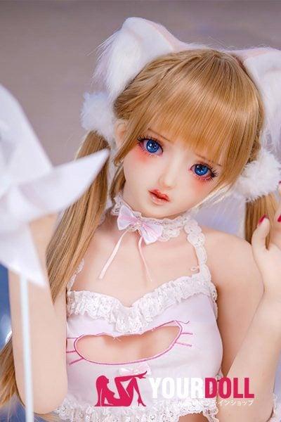 MOZU  M1ヘッド 145cm  肌色&瞳色&ウイング&メイク&服は画像と同じ ラブドール