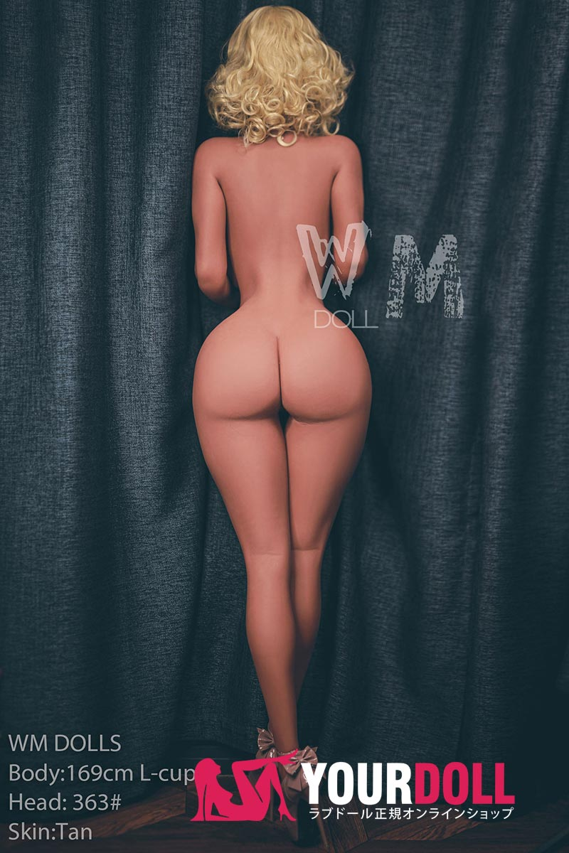 WM Dolls Tisha 169cm  Lカップ  #363 ブラウン肌  等身大ドール