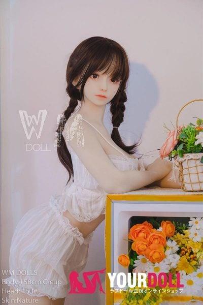 WM Dolls  凪沙 158cm  Dカップ  #153 ノーマル肌  アダルト ドール