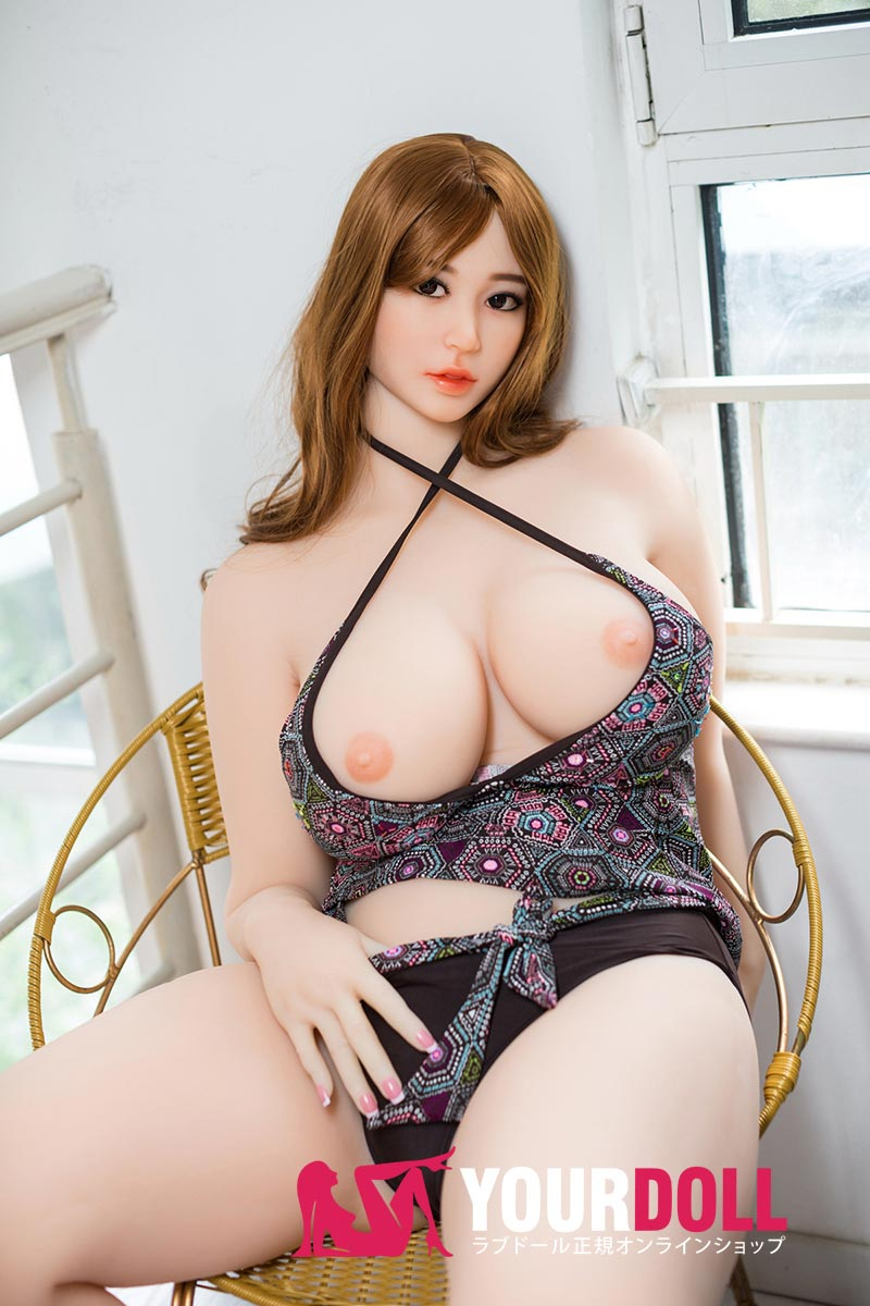 WM Dolls  花絵 168cm  Lカップ  #230 ノーマル肌  肥満体 等身大ドール